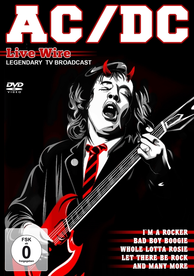 AC/DC - Live Wire (Inofficial)