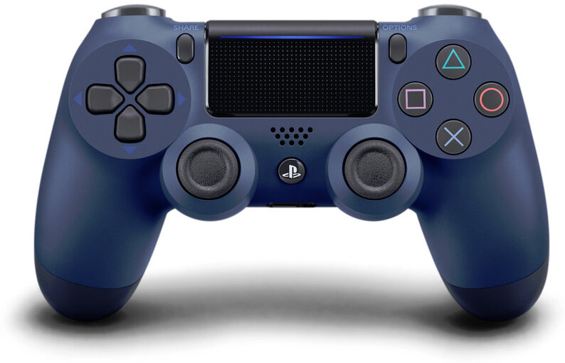 Dualshock 4 Wireless Controller - Midnight blue (Édition Limitée)