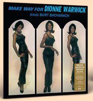 Dionne Warwick - Make Way For Dionne Warwick Sings Burt Bacharach (LP)