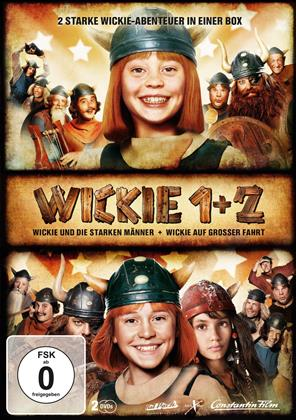 Wickie und die starken Männer / Wickie auf grosser Fahrt (2 DVDs)