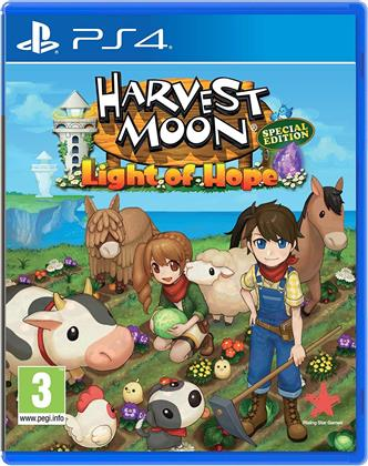 Harvest Moon - Lumière d'espoir Edition Spéciale (Édition Spéciale)