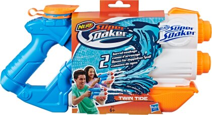 Super Soaker - Twin Tide