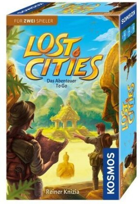 Lost Cities - Mitbring-Spiel