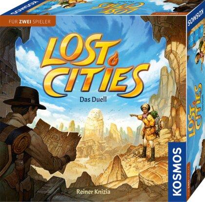 Lost Cities - Das Spiel für Zwei
