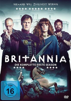 Britannia - Staffel 1 (3 DVDs)