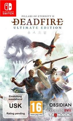 Pillars of Eternity II - Deadfire (Ultimate Edition)