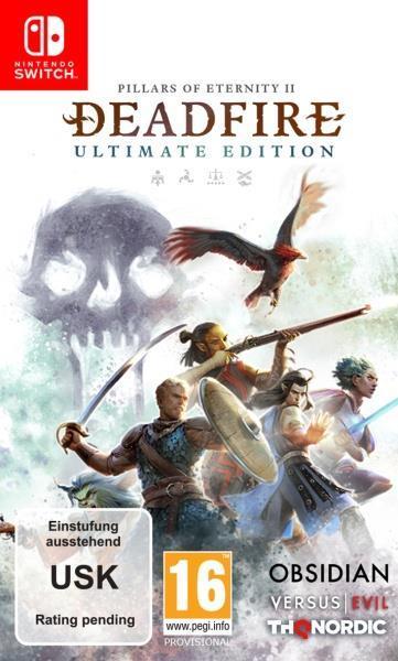 Pillars of Eternity II - Deadfire (Ultimate Edition)