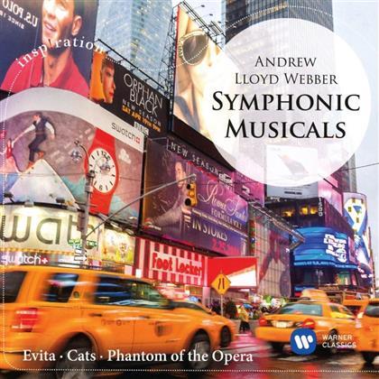 Ettore Stratta, Andrew Lloyd Webber & Royal Philharmonic Orchestra - Symphonic Musicals