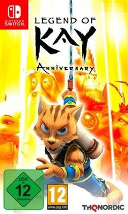 Legend of Kay (Anniversary Edition)