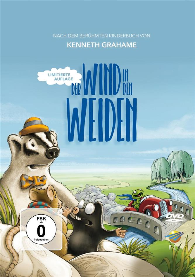 Der Wind in den Weiden (1995) (Digibook, Limited Edition)