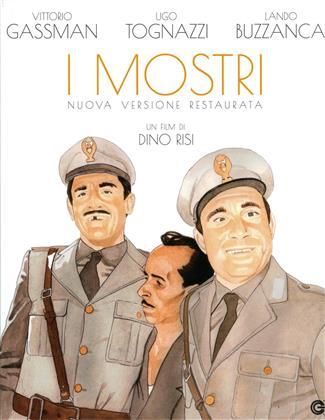 I mostri (1963) (s/w)