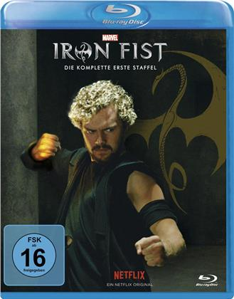 Iron Fist - Staffel 1 (4 Blu-rays)