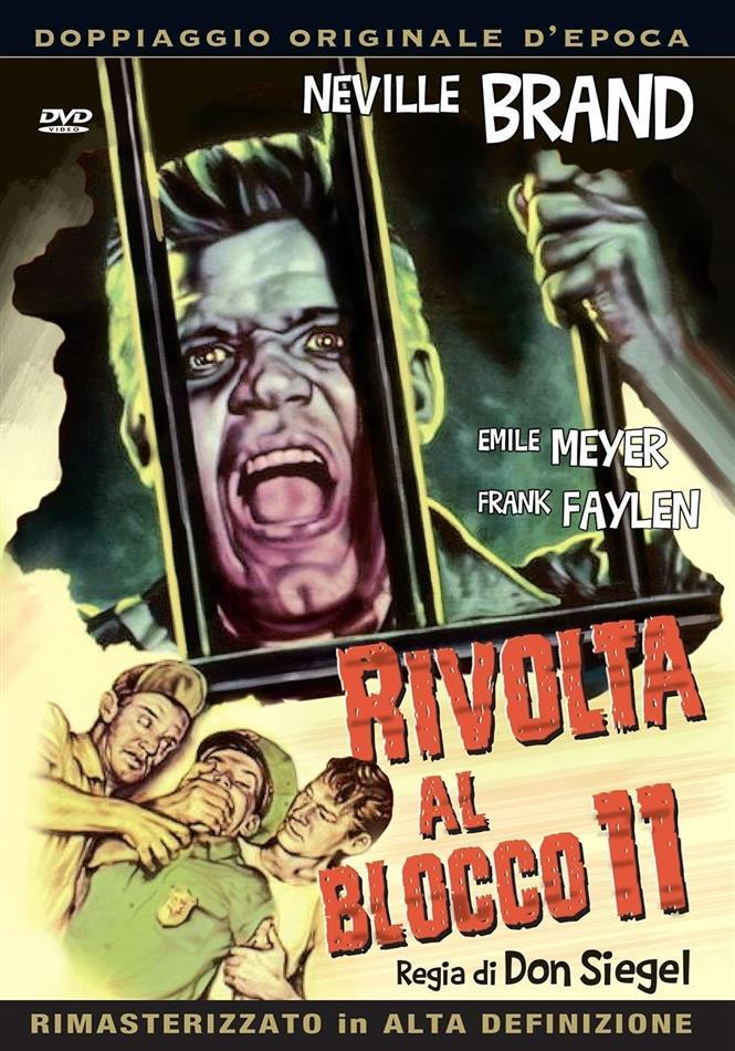 Rivolta al blocco 11 (1954) (s/w, Remastered)