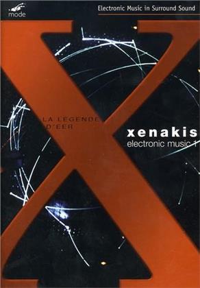 Iannis Xenakis - Electronic Music 1