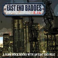 East End Badoes - A Punk Rock Sound With An East End Beat (LP)