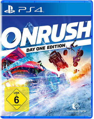 Onrush (German Day One Edition)