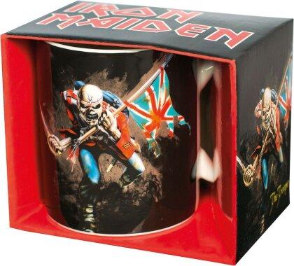 Iron Maiden: The Trooper - Tasse