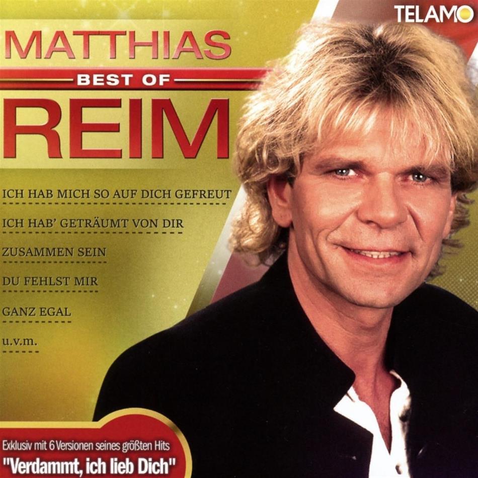 Matthias Reim - Best Of