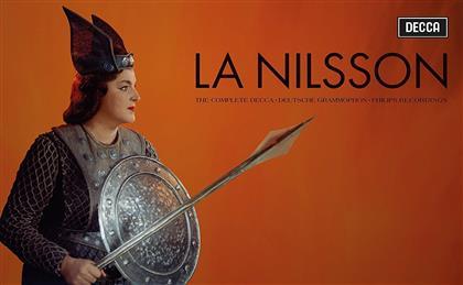 Birgit Nilsson - La Nilsson - Complete Decca & DGG & Philips Recordings (81 CDs)