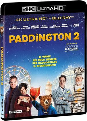 Paddington 2 (2017) (4K Ultra HD + Blu-ray)