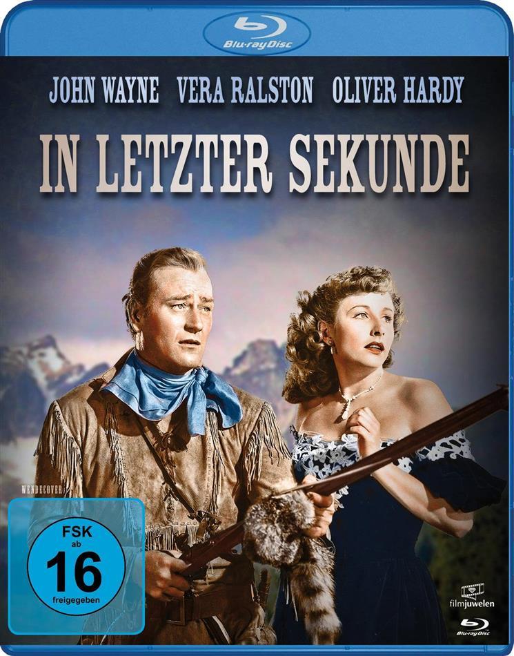 In letzter Sekunde (1949) (Filmjuwelen, Colorierte Fassung, s/w)