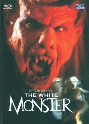 The White Monster (1988) (Cover A, Limited Edition, Mediabook, Uncut, Blu-ray + DVD)