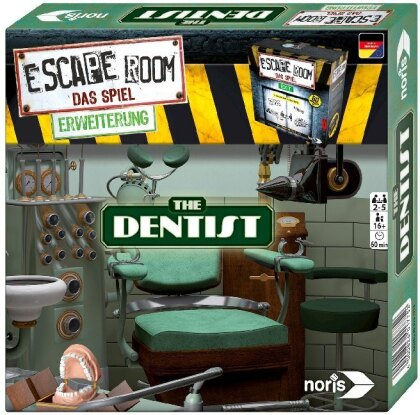Escape Room: The Dentist - Erweiterung