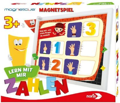 Magneticus Lern mit mir - Zahlen
