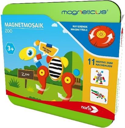 Magneticus Magnetmosaik - Zoo