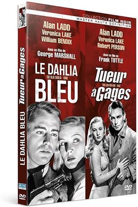 Le dahlia bleu / Le tueur à gages (Collection Film Noir, s/w, 2 DVDs)