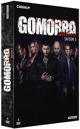 Gomorra - Saison 3 (4 DVDs)