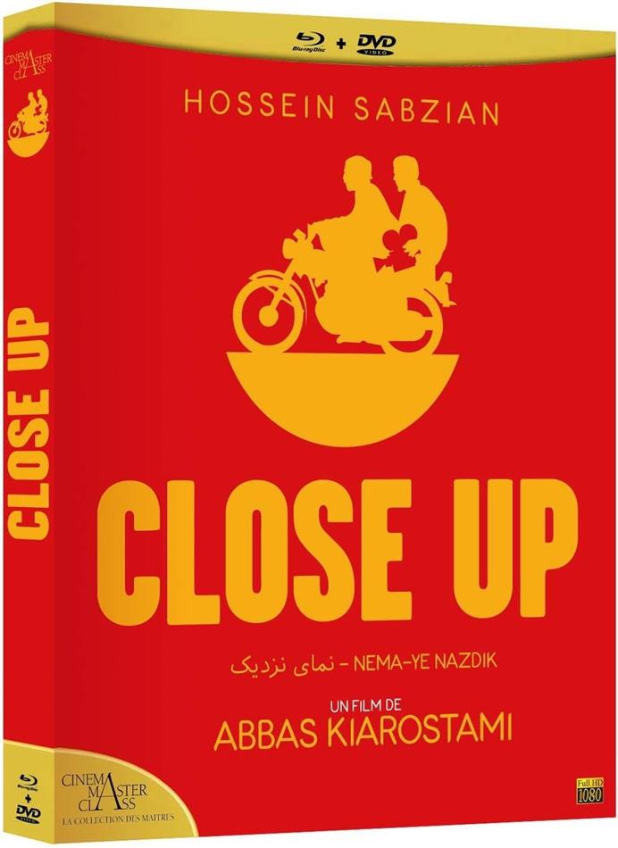 Close-up (1990) (Cinéma MasterClass : La collection des Maîtres, Blu-ray + DVD)