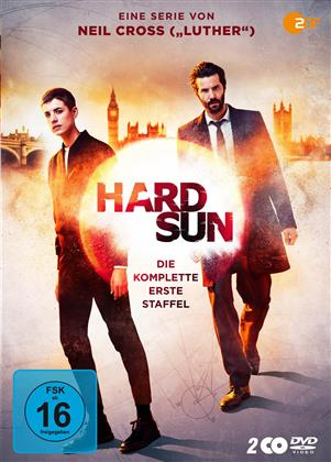Hard Sun - Staffel 1 (2 DVDs)