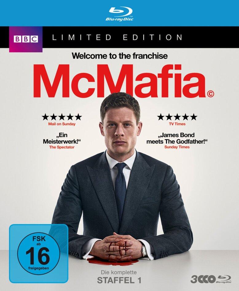 McMafia - Staffel 1 (BBC, Limited Edition, 3 Blu-rays)