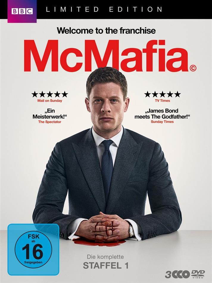 McMafia - Staffel 1 (BBC, Limited Edition, 3 DVDs)