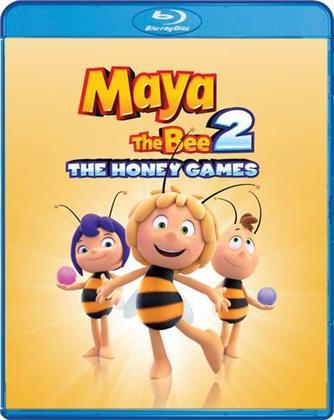 Maya The Bee 2 - The Honey Games (2018) (Blu-ray + DVD)