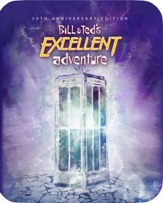 Bill & Ted's Excellent Adventure (1989) (30th Anniversary Edition, Steelbook)