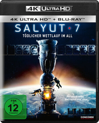 Salyut-7 (2017) (4K Ultra HD + Blu-ray)