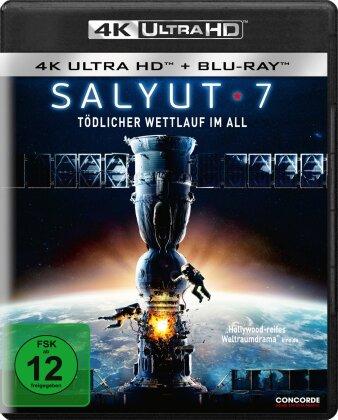 Salyut-7 (2017) (4K Ultra HD + Blu-ray)