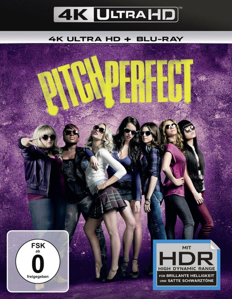 Pitch Perfect (2012) (4K Ultra HD + Blu-ray)