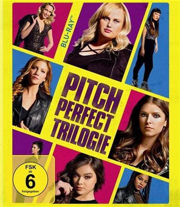 Pitch Perfect 1-3 - Trilogie (3 Blu-rays)