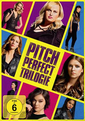 Pitch Perfect 1-3 - Trilogie (3 DVDs)