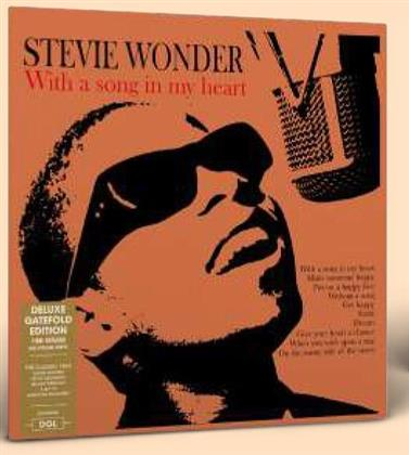 Stevie Wonder - With A Song In My Heart (DOL 2018, LP)