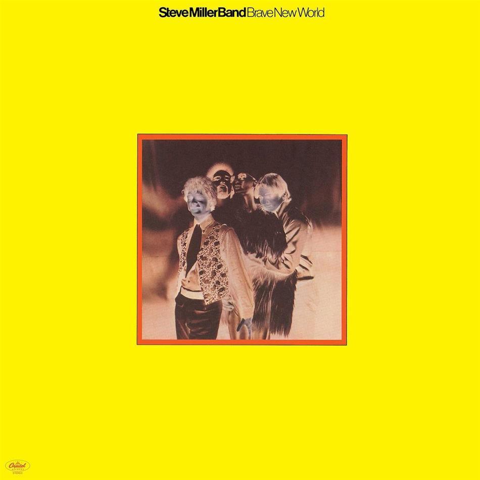 Steve Miller - Brave New World (2018 Reissue, LP + Digital Copy)