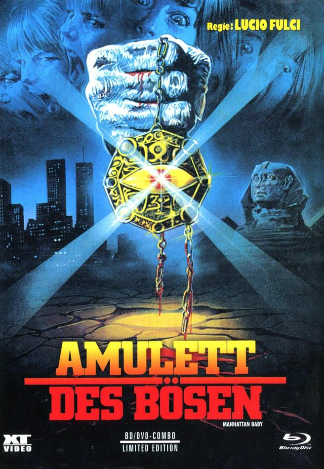 Amulett des Bösen (1982) (Cover A, Limited Edition, Mediabook, Blu-ray + DVD)