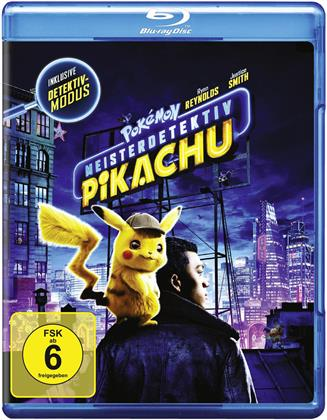 Meisterdetektiv Pikachu - Pokémon (2019)