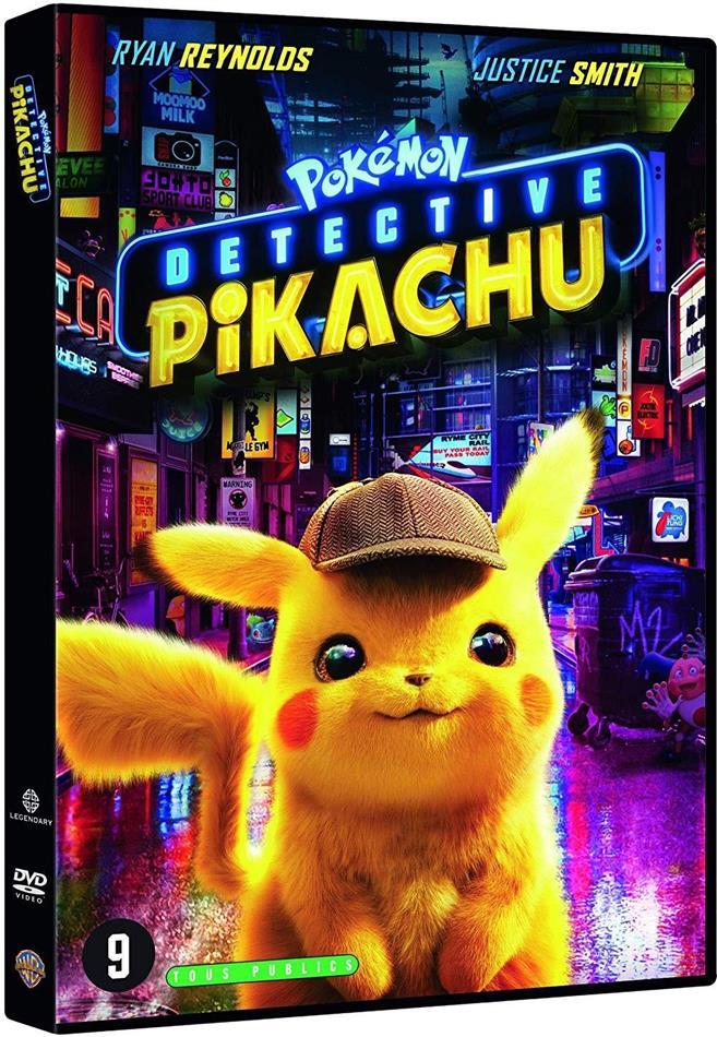 Detective Pikachu - Pokémon (2019)