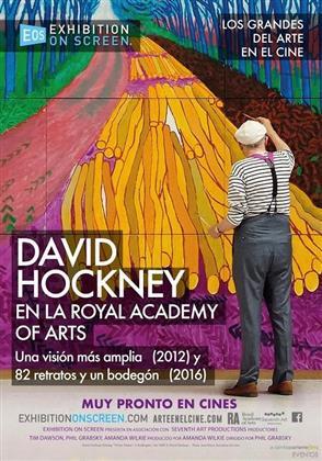 Exhibition On Screen - David Hockney: Hockney At The Royal Academy