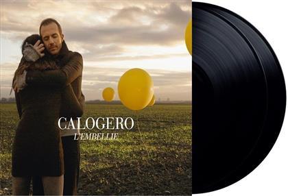 Calogero - L'Embelie (2018 Reissue, 2 LPs)