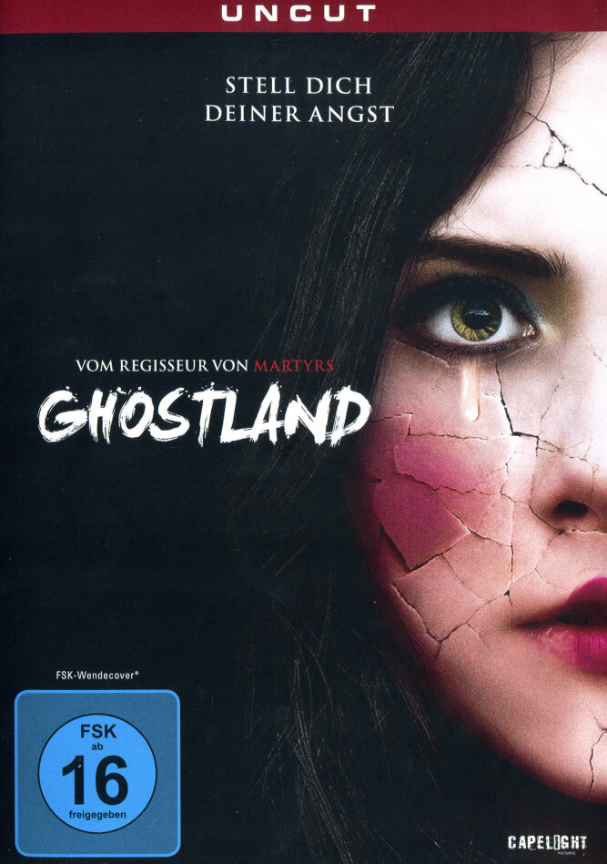 Ghostland (2018) (Black Edition - Uncut Version, Uncut)